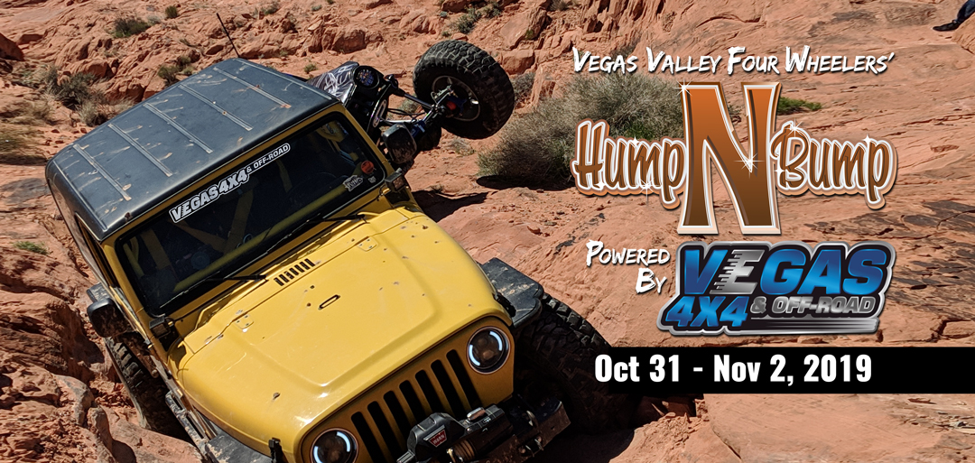 Hump 'N' Bump | Vegas Valley 4 Wheelers